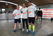 Participation at FIDUCIA Baden-Marathon Karlsruhe