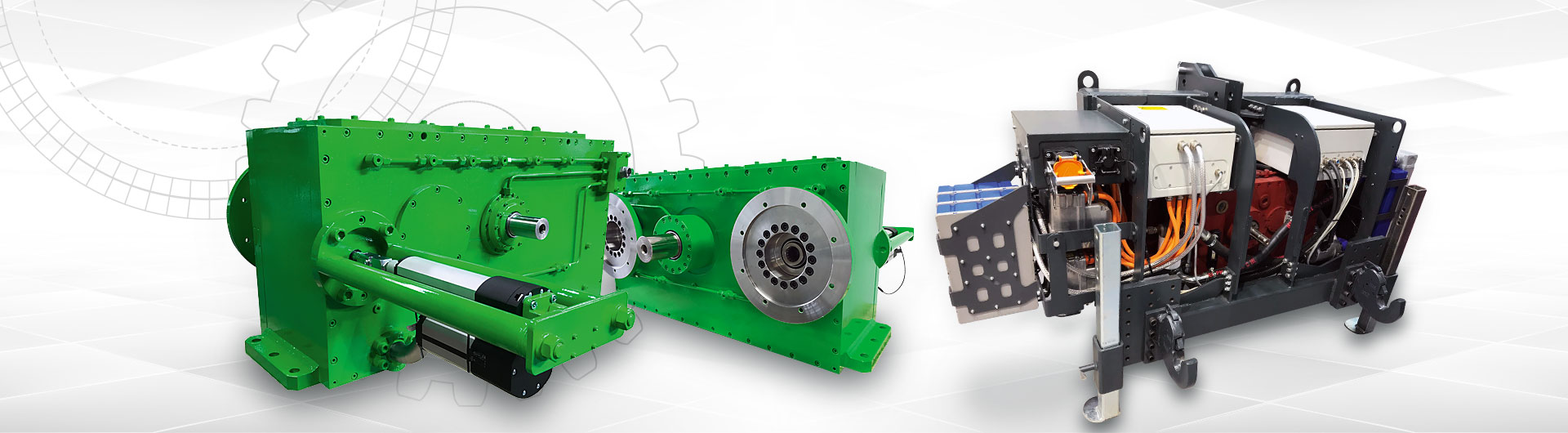 Power Split Gearboxes